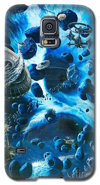 Alien Pirates  Galaxy S5 Case by Murphy Elliott
