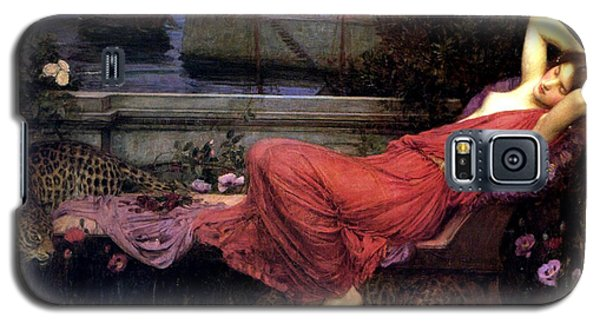 Ariadne Galaxy S5 Case by John William Waterhouse