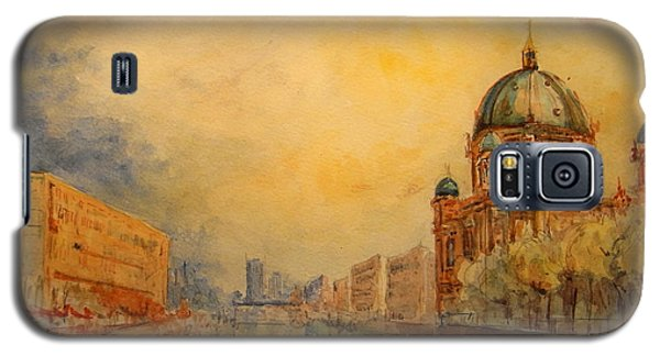 Berlin Galaxy S5 Case by Juan  Bosco