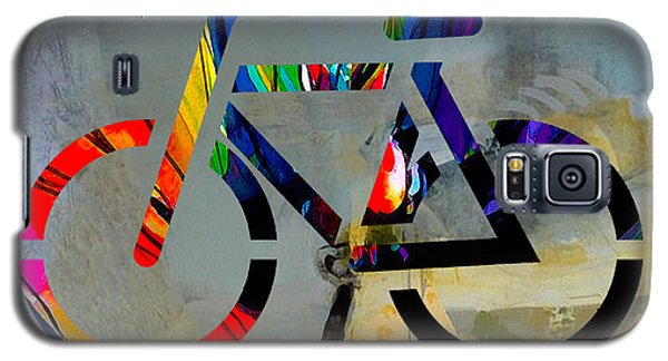 Bike Galaxy S5 Case by Marvin Blaine