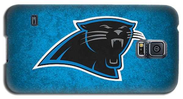 Carolina Panthers Galaxy S5 Case by Joe Hamilton