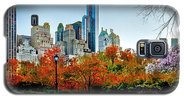 Changing Of The Seasons Galaxy S5 Case by Az Jackson