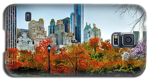 Buy Galaxy S5 Cases - Changing Of The Seasons Galaxy S5 Case by Az Jackson