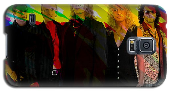 Def Leppard Galaxy S5 Case by Marvin Blaine