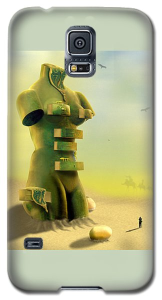 Drawers Galaxy S5 Case by Mike McGlothlen