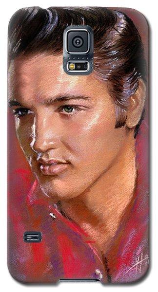 Elvis Presley Galaxy S5 Case by Viola El