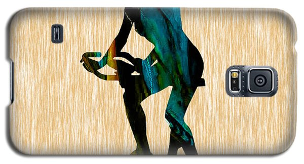 Fitness Galaxy S5 Case by Marvin Blaine