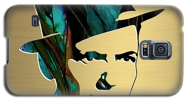 Frank Sinatra Gold Series Galaxy S5 Case by Marvin Blaine