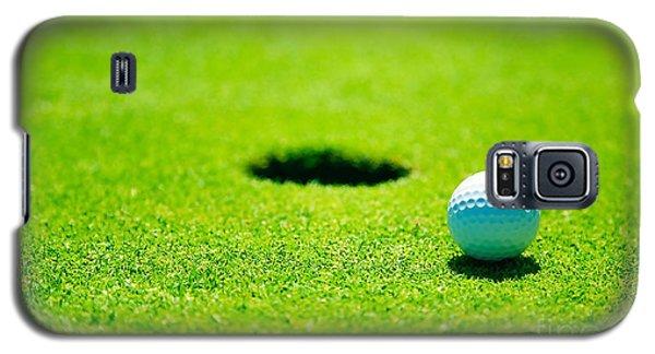Golf Galaxy S5 Case by Marvin Blaine