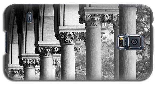 Memorial Hall At Harvard University Galaxy S5 Case by University Icons