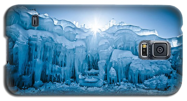 Ice Castle Galaxy S5 Case by Edward Fielding