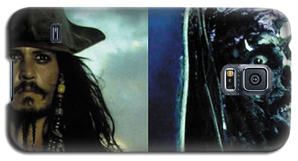 Jack Sparrow Galaxy S5 Case by Jack Hood