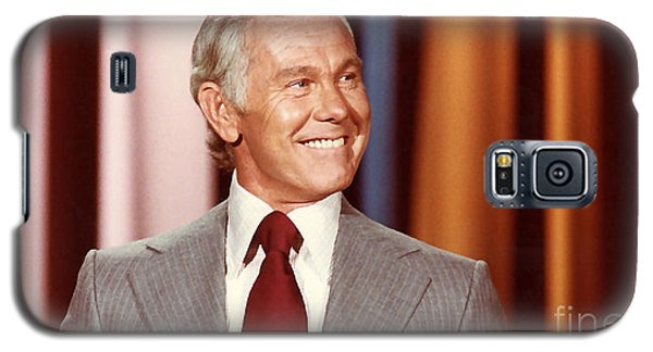 Johnny Carson Galaxy S5 Case by Marvin Blaine
