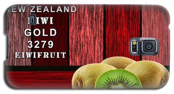 Kiwi Farm Galaxy S5 Case by Marvin Blaine