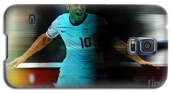 Landon Donovan Galaxy S5 Case by Marvin Blaine