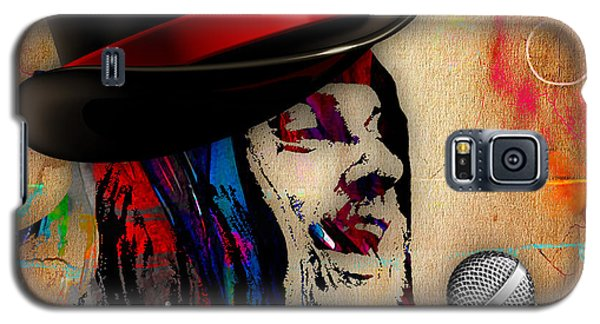 Leon Russell Collection Galaxy S5 Case by Marvin Blaine