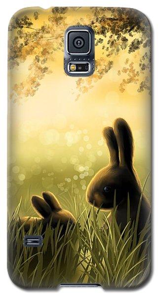 Love Galaxy S5 Case by Veronica Minozzi