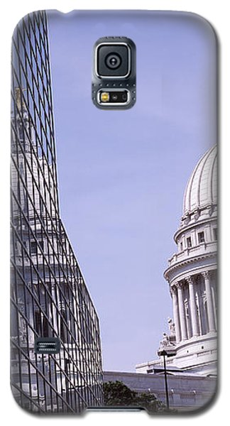 Low Angle View Of A Government Galaxy S5 Case by Panoramic Images