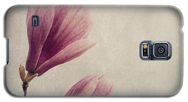 Popular Galaxy S5 Cases - Magnolia Galaxy S5 Case by Jelena Jovanovic