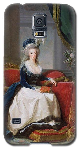 Marie Antoinette Galaxy S5 Case by Elisabeth Louise Vigee-Lebrun