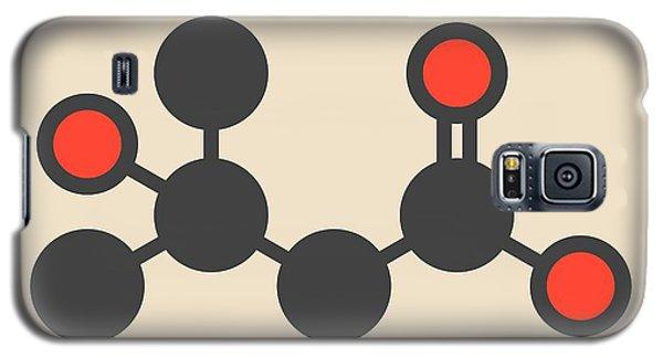 Metabolite Molecule Galaxy S5 Case by Molekuul