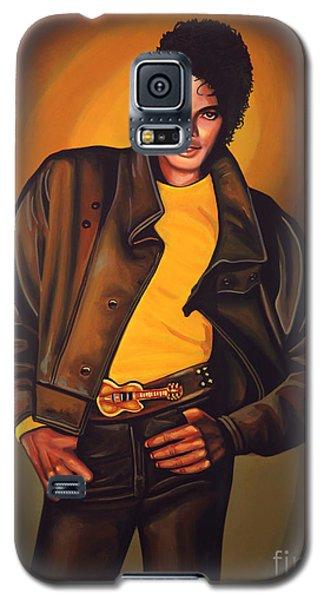 Michael Jackson Galaxy S5 Case by Paul Meijering