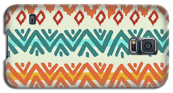 Navajo Mission Round Galaxy S5 Case by Nicholas Biscardi