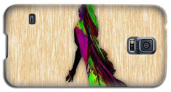 Nba Basketball  Galaxy S5 Case by Marvin Blaine