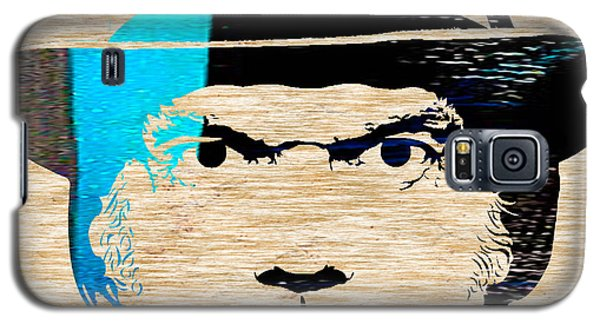Neil Young Galaxy S5 Case by Marvin Blaine