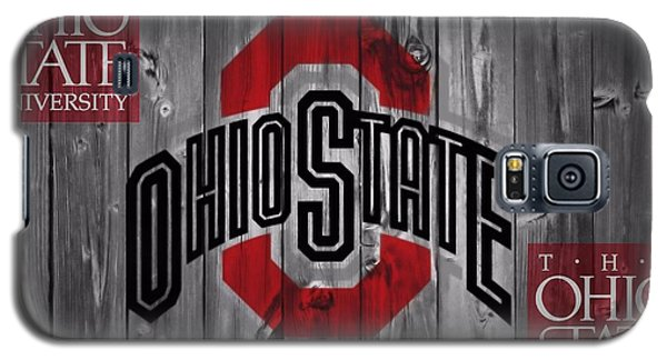 Ohio State Buckeyes Galaxy S5 Case by Dan Sproul