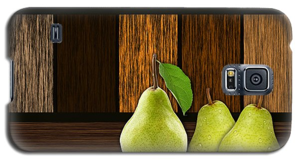 Pear Farm Galaxy S5 Case by Marvin Blaine