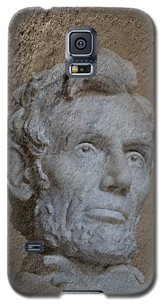 President Lincoln Galaxy S5 Case by Skip Willits
