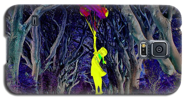 Recurring Dream Of Flying Galaxy S5 Case by Marvin Blaine