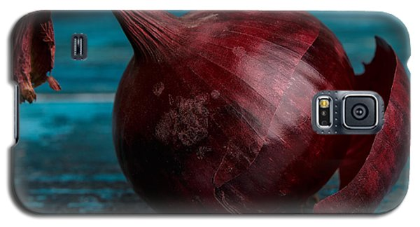 Red Onions Galaxy S5 Case by Nailia Schwarz