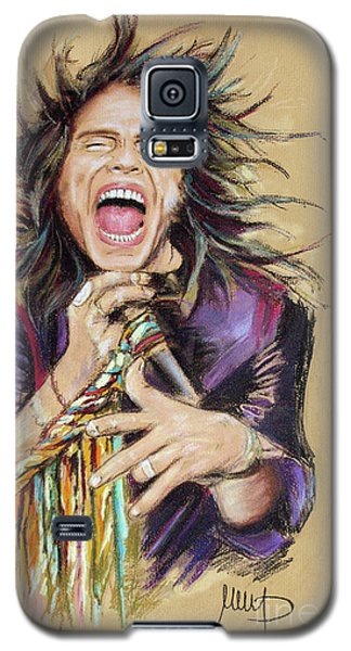Steven Tyler  Galaxy S5 Case by Melanie D