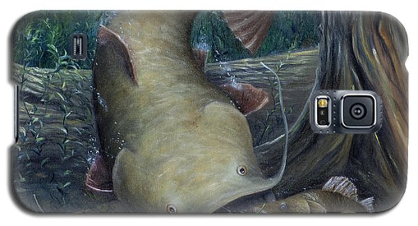 Top Dog Galaxy S5 Case by Catfish Lawrence