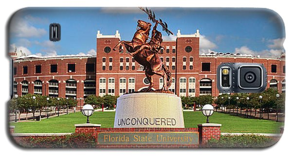 Unconquered Galaxy S5 Case by John Douglas