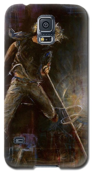 Vedder Galaxy S5 Case by Josh Hertzenberg