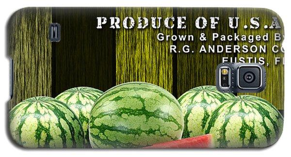 Watermelon Farm Galaxy S5 Case by Marvin Blaine