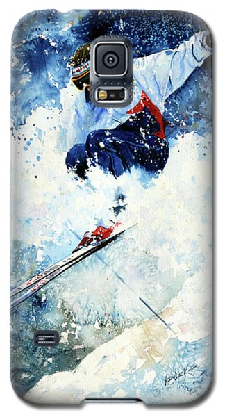 White Magic Galaxy S5 Case by Hanne Lore Koehler