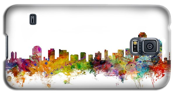 Recently Sold -  - Buy Galaxy S5 Cases - Wilmington Delaware Skyline Galaxy S5 Case by Michael Tompsett