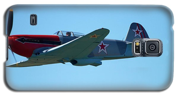 Yakovlev Yak-3 - Wwii Russian Fighter Galaxy S5 Case by David Wall