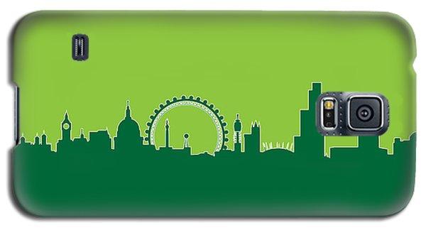 London England Skyline Galaxy S5 Case by Michael Tompsett
