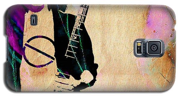 Eddie Van Halen Collection Galaxy S5 Case by Marvin Blaine