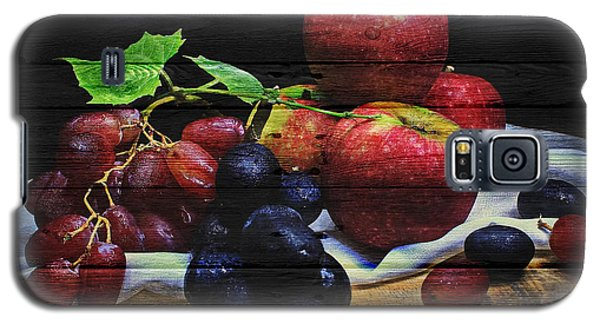 Fruit Galaxy S5 Case by Joe Hamilton