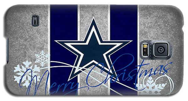 Dallas Cowboys Galaxy S5 Case by Joe Hamilton