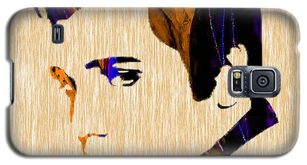 Elvis Galaxy S5 Case by Marvin Blaine