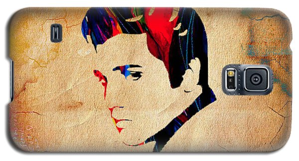 Elvis Presley Galaxy S5 Case by Marvin Blaine