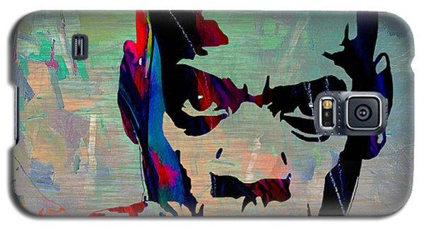 Jay Z Galaxy S5 Case by Marvin Blaine