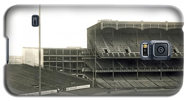 1923 Yankee Stadium Galaxy S5 Case by Underwood Archives